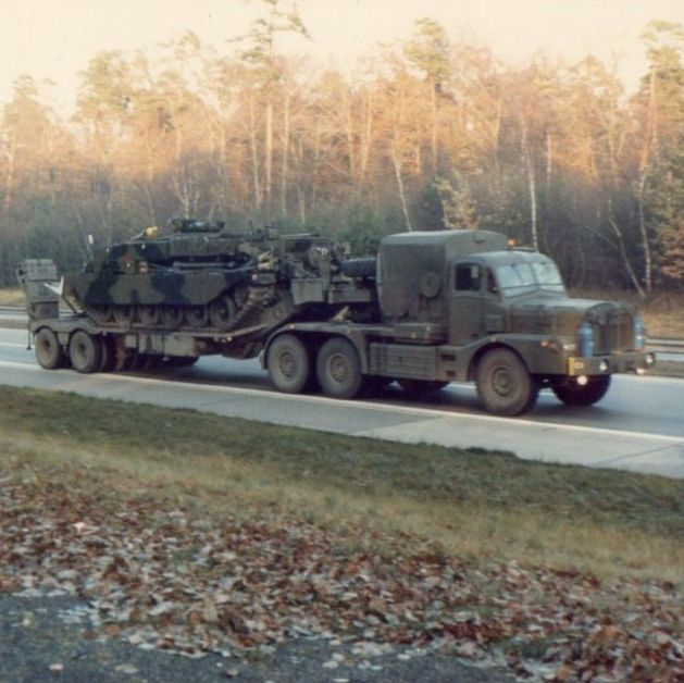 Tank Transporter Album