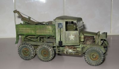 1/35 Old Lady. Scammell Pioneer.