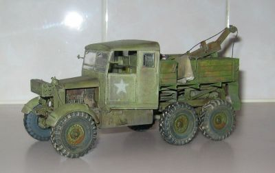 1/35. Old Lady. Scammell Pioneer.